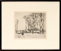 Lot 15 - William Lee Hankey, RWS, RI, ROI, RE, NS (1869-...