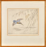 Lot 17 - George Vernon Stokes (1873-1954) ''FLYING...
