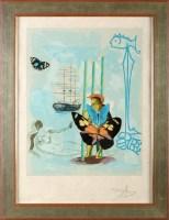 Lot 20 - After Salvador Dali (Spanish 1904-1989)...