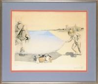 Lot 22 - After Salvador Dali (Spanish 1904-1989)...
