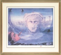 Lot 23 - Philip Clarke (Australian 1958) ''ATLANTIS''...