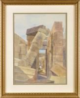 Lot 30 - William James Muller (1812-1845) ''KARNAK''...