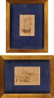 Lot 33 - Ernest George, RA (1839-1927) ''VENICE'' AND ''...