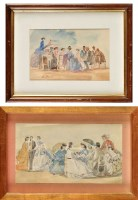 Lot 36 - After Eugene Louis Boudin (French 1824-1898)...