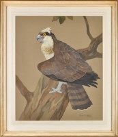 Lot 38 - Ralston Gudgeon, RSW (1910-1984) A STUDY OF A...