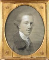 Lot 44 - Thomas Hickey (Irish 1741-1824) A BUST...