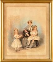 Lot 48 - Edwin Dalton Smith (1800-1866) A PORTRAIT OF...