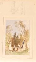 Lot 51 - John Wilson Carmichael (1799-1868) WOMEN IN A...