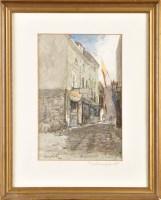 Lot 52 - George Edward Horton (1859-1950) ''NEAR THE...