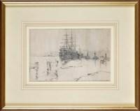 Lot 53 - George Edward Horton (1859-1950) ''THE...