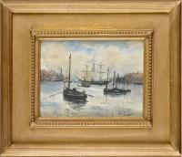 Lot 57 - Thomas Swift Hutton (1860- after 1935) FISHING...