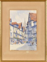Lot 61 - Victor Noble Rainbird (1888-1936) ''IN OLD...