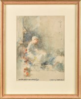 Lot 66 - Victor Noble Rainbird (1888-1936) ''MORNING...