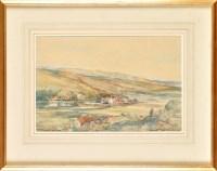 Lot 71 - Victor Noble Rainbird (1888-1936) ''TARSET,...