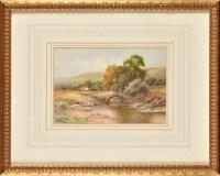 Lot 86 - Harry James Sticks (1867-1938) ''ON THE DUDDON,...