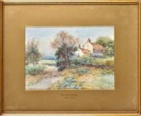 Lot 87 - Harry James Sticks (1867-1938) ''DERWENT...