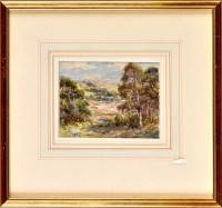 Lot 90 - Harry James Sticks (1867-1938) ''VIEW THROUGH...