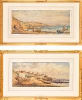 Lot 95 - W*** J*** Hall (19th Century) VIEWS OF...