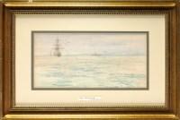 Lot 100 - William Lionel Wyllie, RA (1851-1931) ''CAPE...