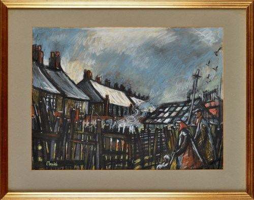 Lot 149-Norman Stansfield Cornish (1919-2014)...