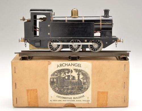 Lot 486 - An Archangel Lowka model no. 4 locomotive, 0-6-...