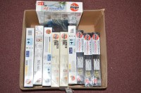 Lot 254-Airfix model constructor kits: series 5, 1:72...