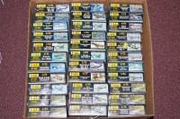 Lot 255-Heller model constructor kits: Miliary Aircraft,...