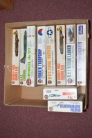 Lot 256-Airfix model constructor kits, series 5, 1:72...