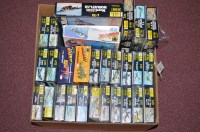 Lot 257-Heller model constructor kits, mainly 1:72 scale, ...