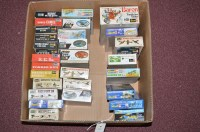 Lot 258-Revell model constructor kits: mainly 1:72 scale...
