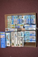 Lot 263 - Revell model constructor kits: scales to...