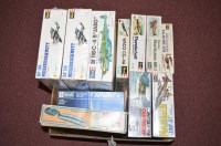 Lot 265 - Revel model constructor kits: to include BF110...