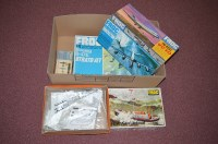 Lot 266 - Frog model constructor kits, to include: a...