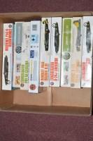Lot 276 - Airfix model constructor kits: series five,...