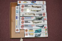 Lot 278 - Airfix model constructor kits: series Four...