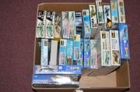 Lot 281 - Revel model constructor kits: mainly 1:72...