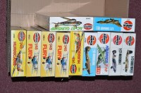 Lot 286 - Airfix model constructor kits: series 4, to...
