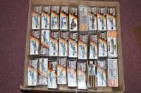Lot 290 - Matchbox model constructor kits: Orange series;...