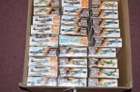 Lot 292 - Matchbox model constructor kits: mainly 1:72...