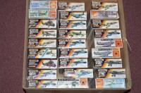 Lot 294 - Matchbox model constructor kits: mainly 1:72...