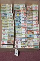 Lot 302 - Airfix model construction kits, series 2,...