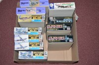 Lot 309 - Hasegawa model constructor kits, to include:...