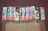 Lot 315 - Matchbox model constructor kits: 1:72 scale,...