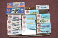 Lot 316 - Airfix model constructor kits, series 2, 1:72...