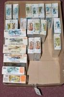 Lot 323 - Frog model constructor kits: blue series, 1:72...