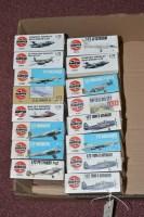 Lot 326 - Airfix model constructor kits, series 3, 1:72...