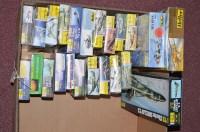 Lot 336 - Heller model constructor kits, mainly Aircraft,...