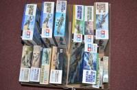 Lot 340 - Tamiya model constructor kits, to include: 66,...
