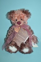 Lot 2-Charlie Bears: Isabelle Collection, Dusty,...