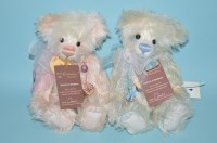 Lot 4-Charlie Bears: Isabelle Collection, Spangles,...